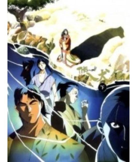 Легенда о псах воинах [1 DVD]