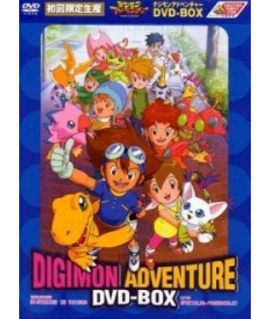 Приключения дигимонов [2 DVD]