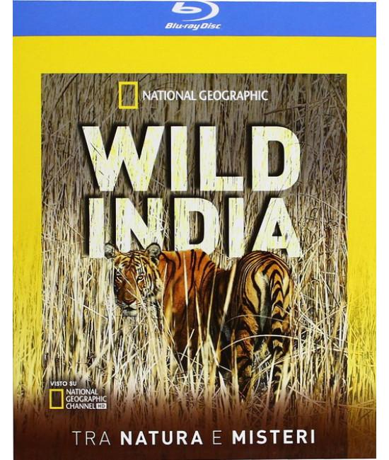 Секреты дикой Индии [Blu-ray]