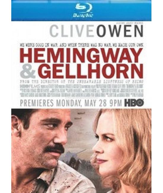 Хемингуэй и Геллхорн [Blu-ray]