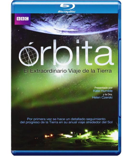 Орбита: Необыкновенное путешествие планеты Земля [Blu-ray]