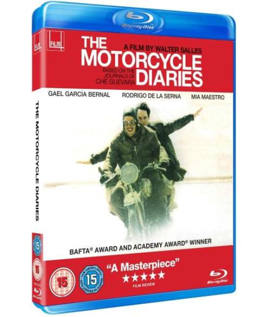 Че Гевара: Дневники мотоциклиста [Blu-ray]