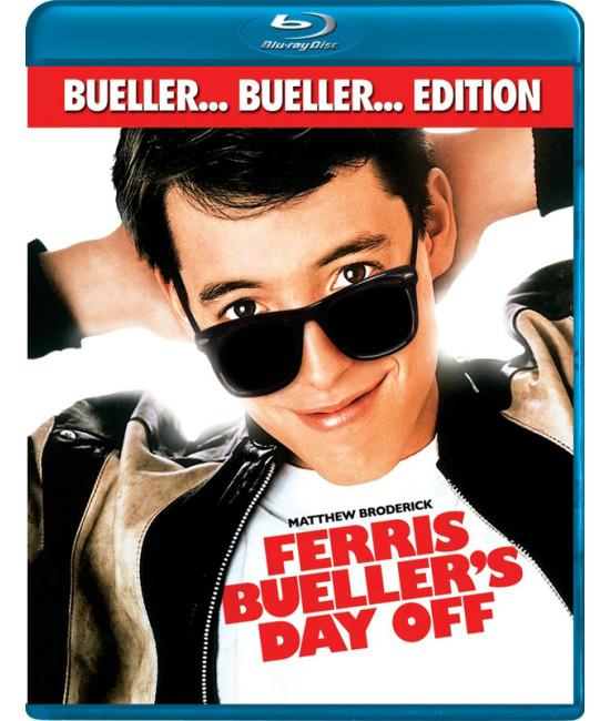 Выходной день Ферриса Бьюлера [Blu-ray]