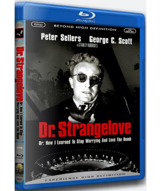 Доктор Стрейнджлав [Blu-ray]
