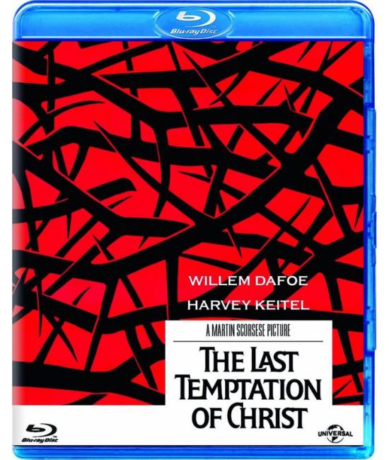 Последнее искушение Христа [Blu-ray]