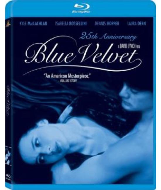 Синий бархат [Blu-ray]