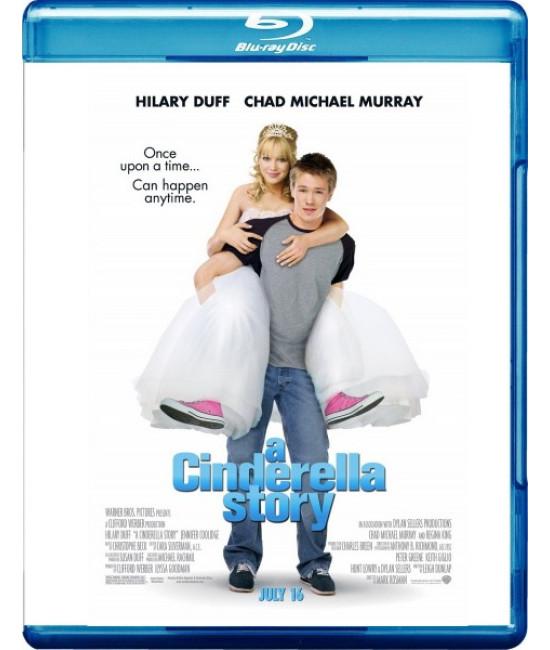 История Золушки [Blu-ray]