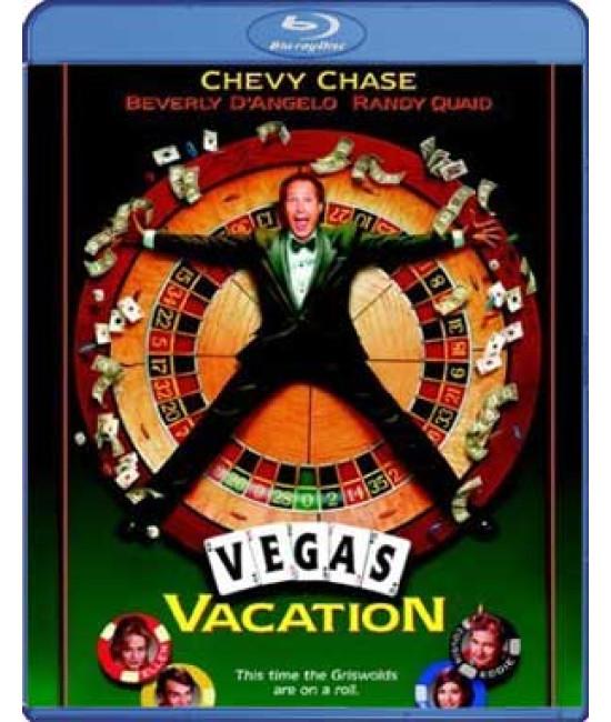 Каникулы в Вегасе [Blu-Ray]