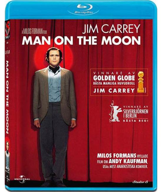 Человек на Луне [Blu-ray]