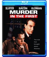 Убийство первой степени [Blu-ray]