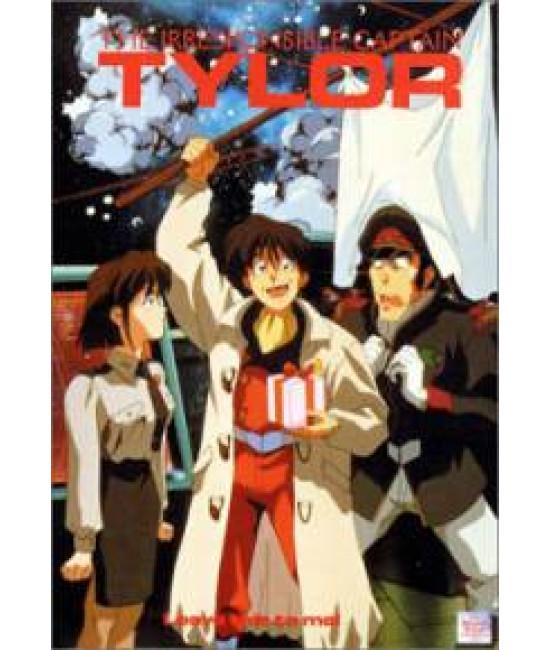 Безответственный капитан Тайлор [1 DVD]
