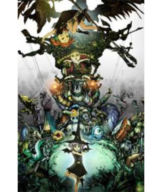 Отряд волшебниц Алисы [1 DVD]