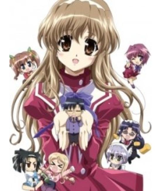Секрет Харуки Ногидзаки (1 сезон) [1 DVD]