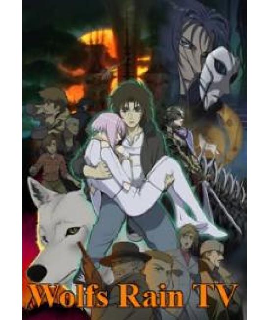 Волчий дождь [1 DVD]