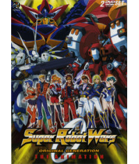 Войны супер-роботов OVA [1 DVD]