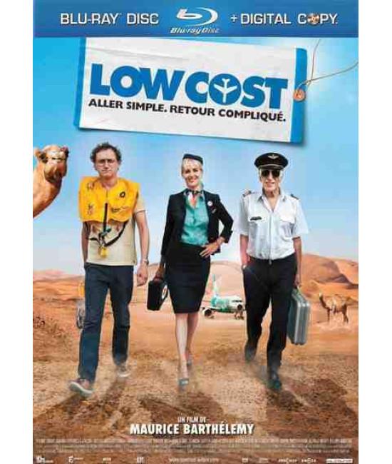 Улётный рейс (Низкая стоимость) [Blu-ray]