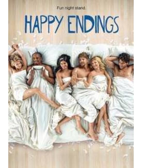 Счастливый конец (Хэппи Энды) (3 сезон) [DVD]
