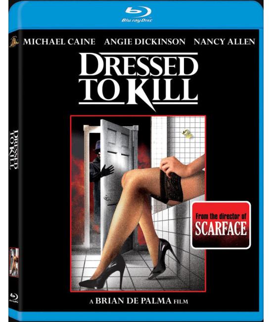 Бритва (Одежда для убийцы) [Blu-ray]