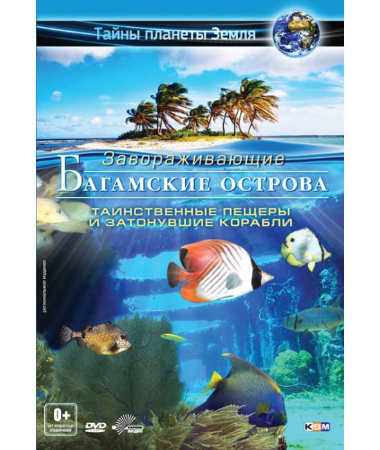 Багамские острова: Таинственные пещеры и затонувшие корабли [Blu