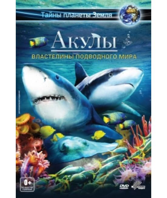 Акулы : Властелины подводного мира [Blu-ray]