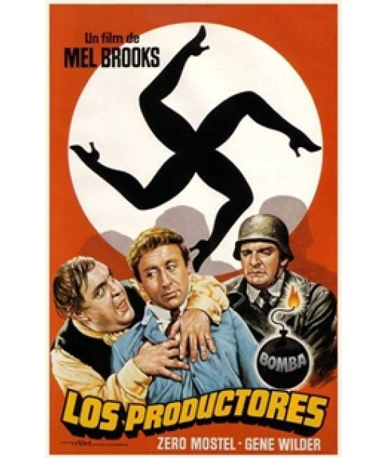 Продюсеры (Весна для Гитлера) [Blu-ray]