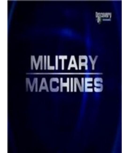Первая десятка: Военные машины [1 DVD]