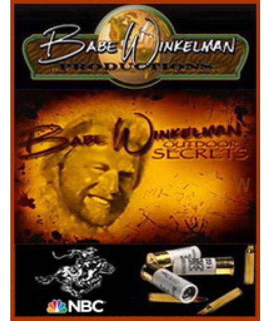 Секреты охоты с Бейбом Винкельманом [2 DVD]
