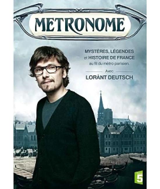 Метроном. История Франции [1 DVD]