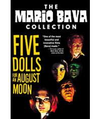 Пять кукол для августовской луны [Blu-Ray]