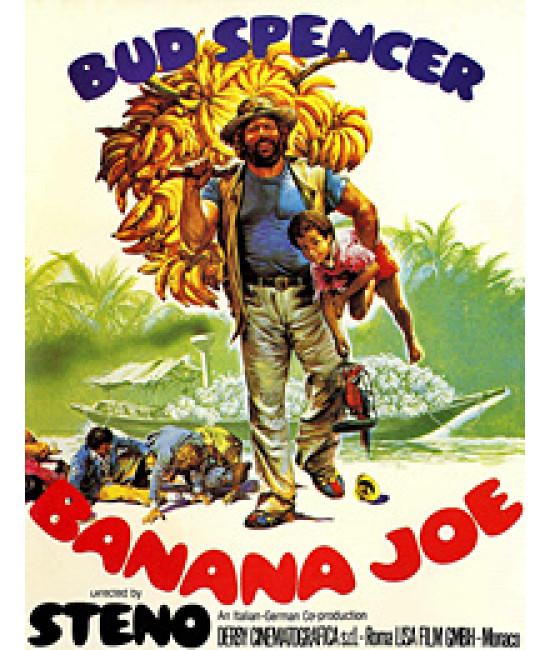 Банановый Джо [Blu-Ray]