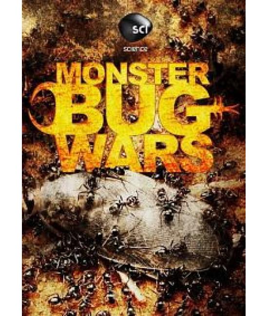Войны жуков-гигантов [1 DVD]