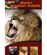 Самые опасные животные мира [1 DVD]