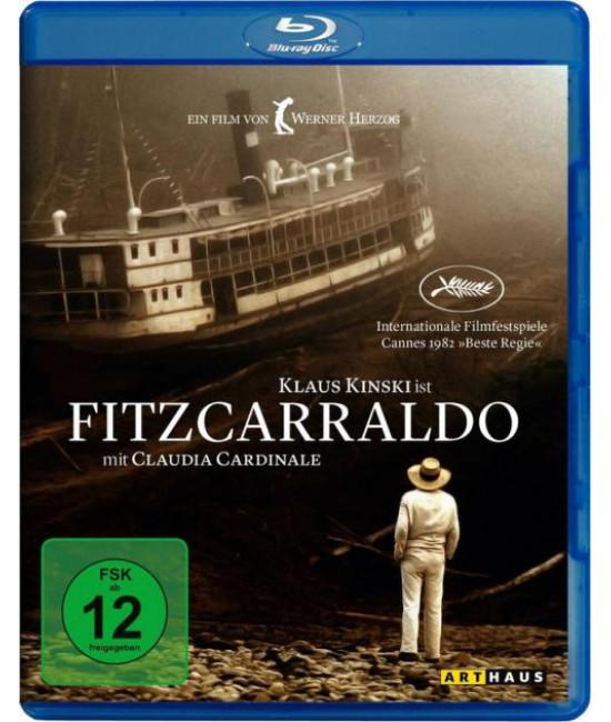 Фицкарральдо [Blu-Ray]