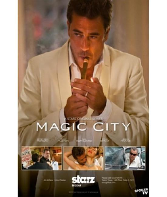 Город мечты (сезон 2) [1 DVD]