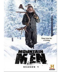 Мужчины в горах [1 DVD]