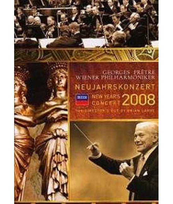 Новогодний концерт Венского филармонического оркестра 2008