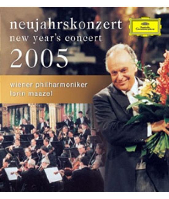 Новогодний концерт Венского филармонического оркестра 2005
