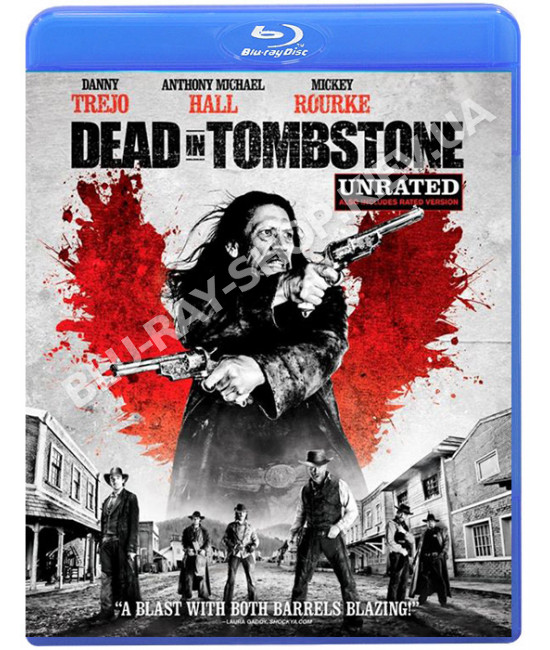 Мертвец в Тумбстоуне [Blu-ray]
