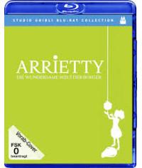 Ариэтти из страны лилипутов [Blu-ray]