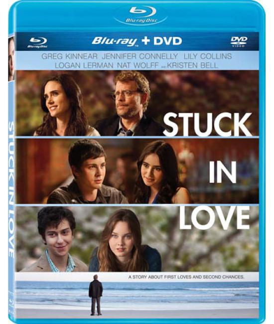 Застрял в любви [Blu-ray]
