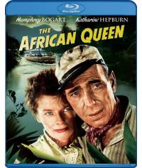 Африканская королева [Blu-ray]