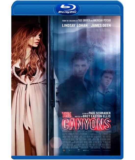 Каньоны [Blu-ray]