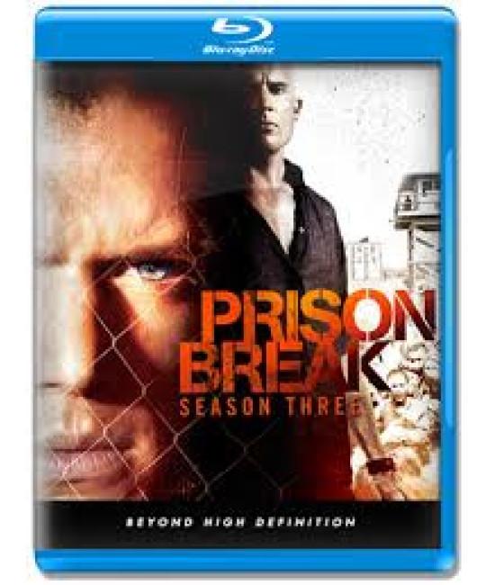 Побег из тюрьмы (1-4 сезоны) [4 Blu-ray]