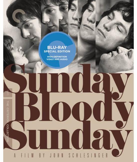 Воскресенье, проклятое воскресенье [Blu-ray]