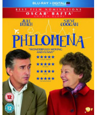 Филомена [Blu-ray]