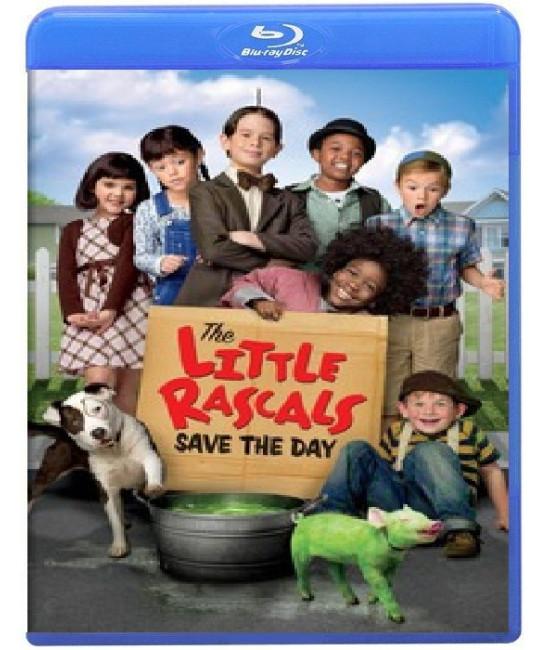 Маленькие негодяи спасают положение [Blu-ray]
