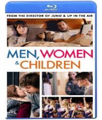 Мужчины, женщины и дети [Blu-ray]