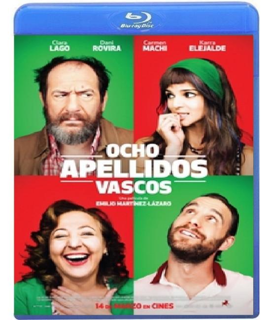 Восемь баскских фамилий [Blu-ray]