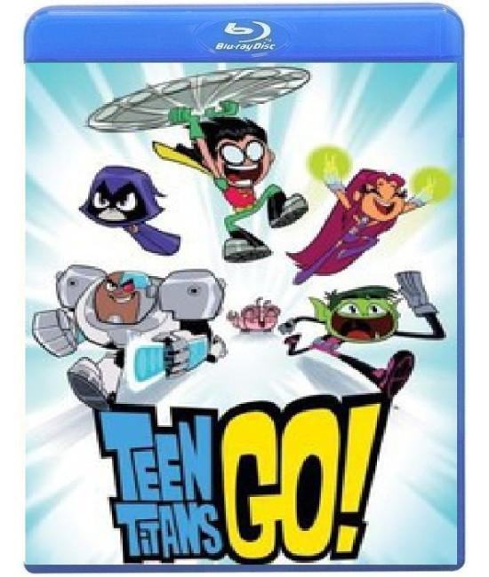 Юные Титаны, вперед! (1 сезон) [Blu-ray]