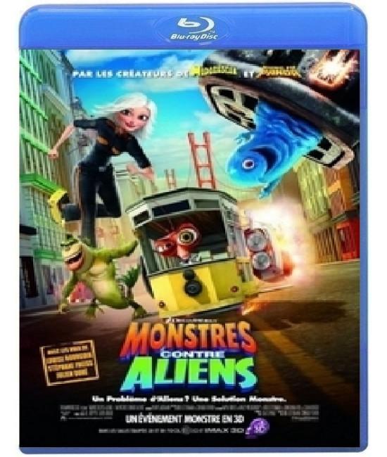 Монстры против Пришельцев (1 сезон) [Blu-ray]